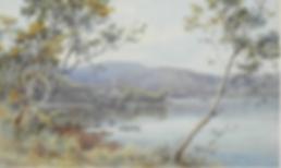 Emma Minnie Boyd,  River Landscape, 1926