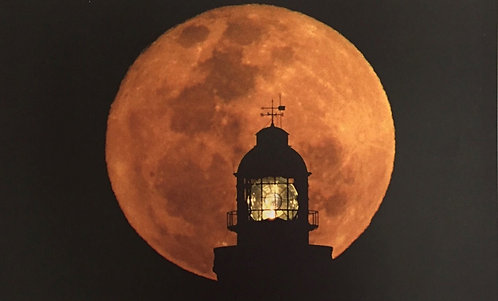 John D'Errey, Moonrise Cape Byron