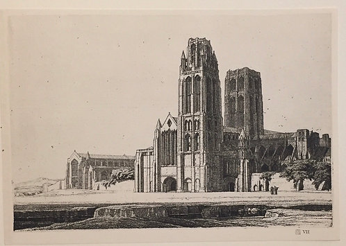 F L Griggs, The Minster