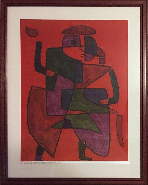 Paul Klee, Arrival of the Bridegroom