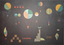 Wassily Kandinsky $250