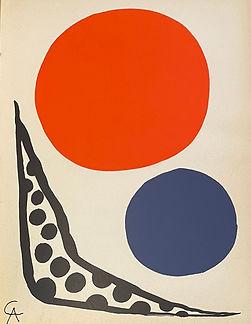 Alexander Calder - Original Lithograph