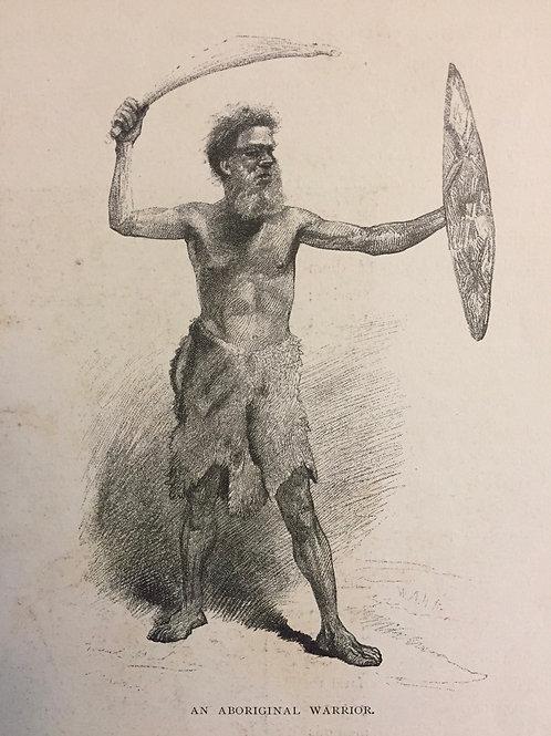 An Aboriginal Warrior