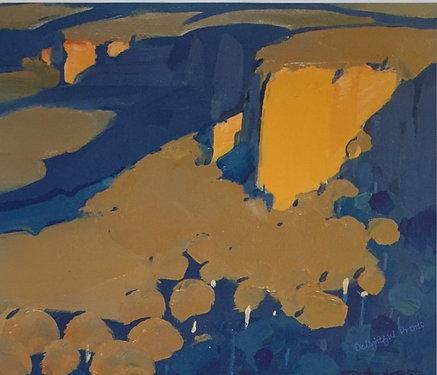 Michael White, Sublime Point Cliffs