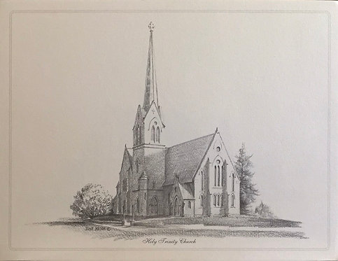 Tony Mason, Holy Trinity Church