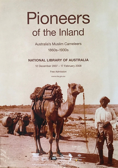 Pioneers of the Outback