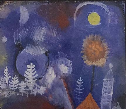 Paul Klee, Landscape of the Past