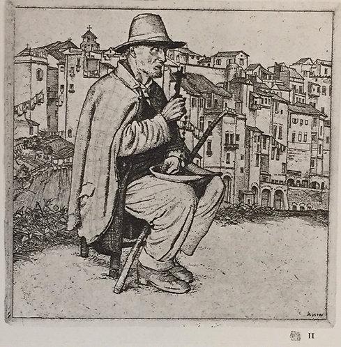 Robert Austin, The Blind Beggar of Tivoli