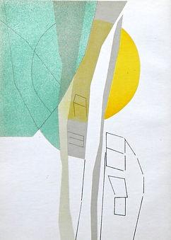 André Beaudin, Verve, 1961