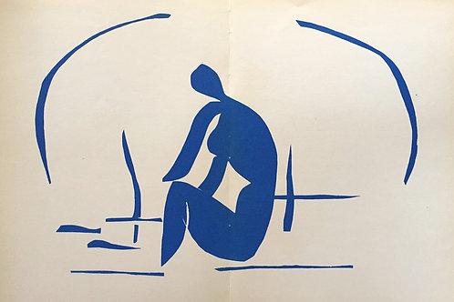 Henri Matisse, Baigneuse Dans Les Roseaux