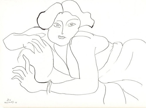 Matisse - reproduction
