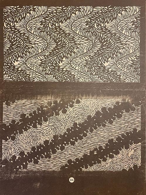 Pochoirs Japonais - Plate 34