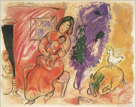 Marc Chagall, Maternity