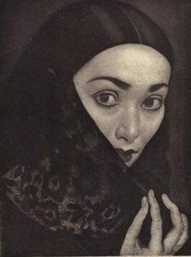 st_Laura_Knight_No_29_1932_Plate_IX_Lady