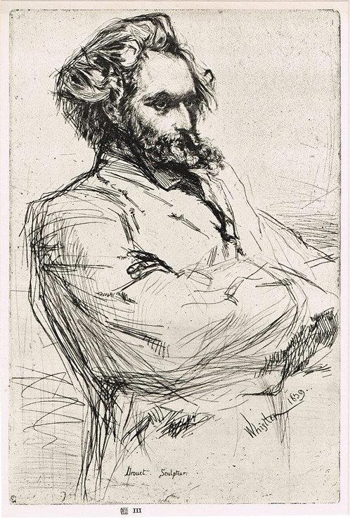 James McNeill Whistler, Drouet