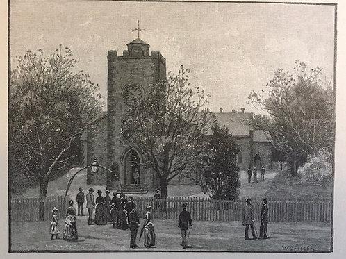Trinity Church, North Terrace