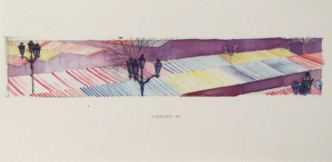 Sylvie T, Large Postcard 5