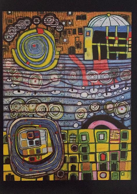 Hundertwasser, The Four Solitudes