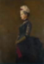Tom Roberts, Madame Pfund, c1887.PNG