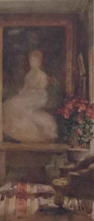 Marie Bracquemond, Interior of a sitting Room