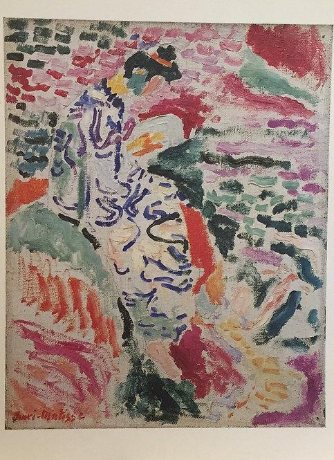 Henri Matisse, Woman Beside the Water