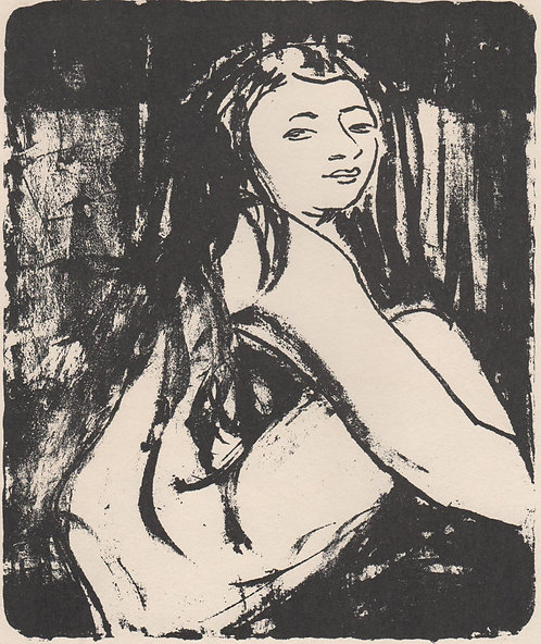 Erich Heckel Reproduction