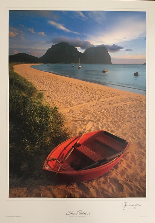Steve Parish, Lord Howe Island
