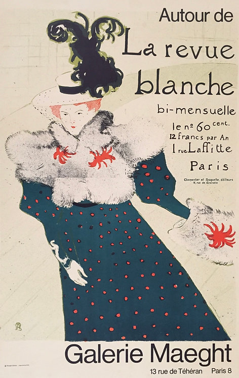Galerie Maeght, Poster
