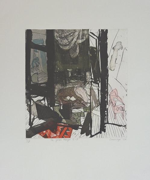 Elisabeth Cummings - Intaglio Print