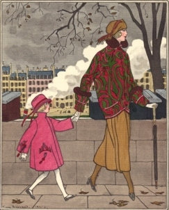 Gazette du Bon Ton 1921 No 9