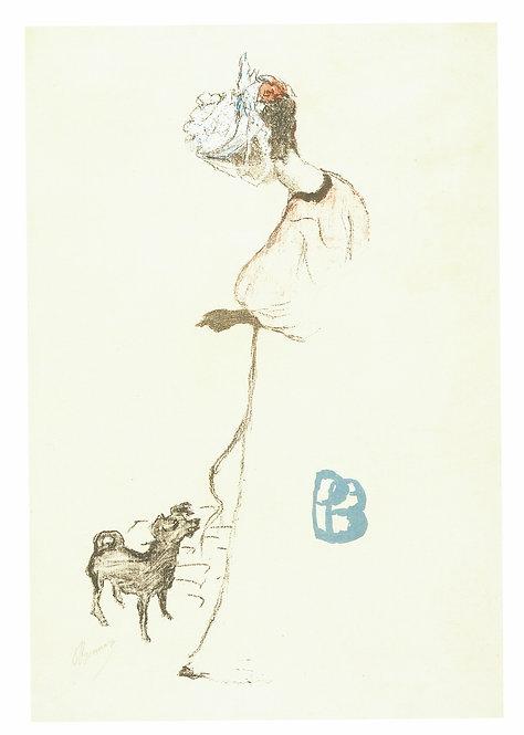 Pierre Bonnard, Salon de Cent
