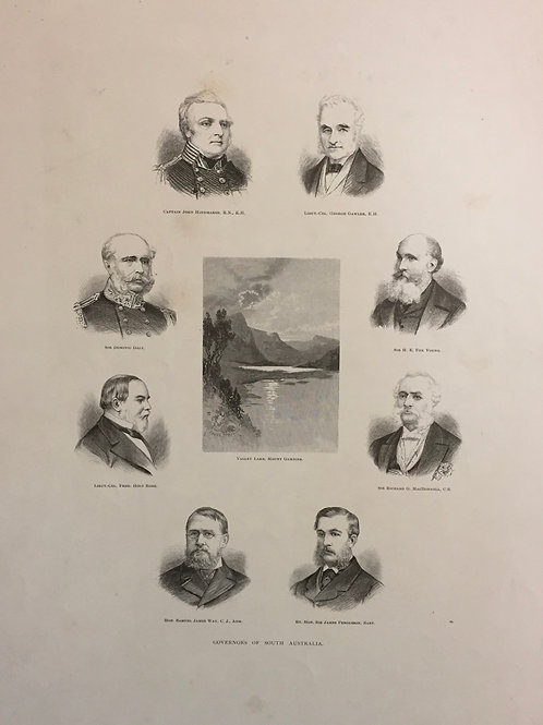 Governors of South Australia