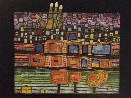Hundertwasser, The Leader