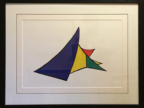 Alexander Calder, Original Lithograph