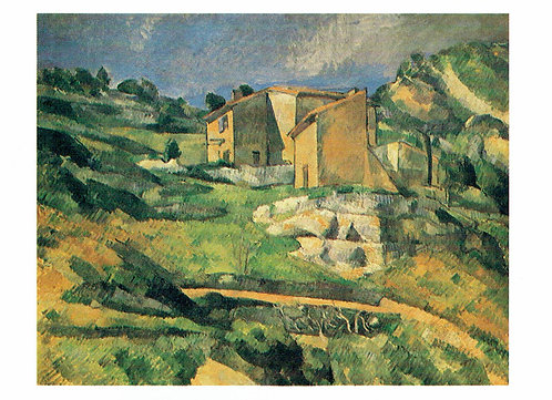 Marc Chagall, Houses in Provence