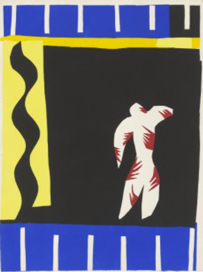 Matisse -  The Clown