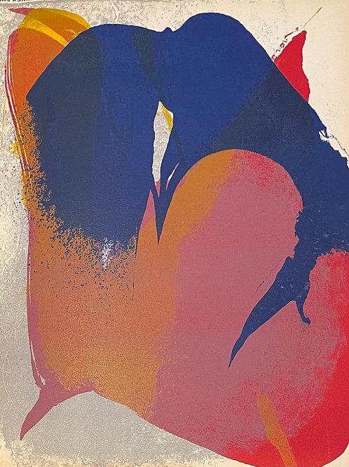 Paul Jenkins - Original Lithograph