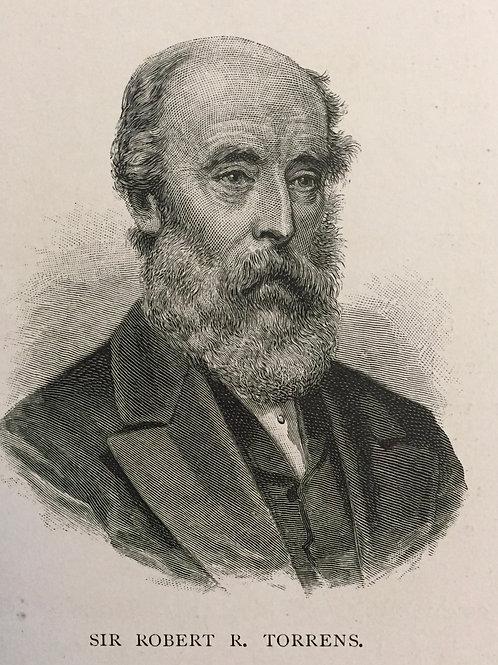 Sir Robert R. Torrens