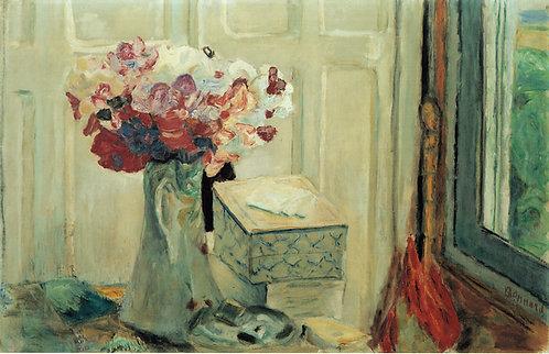 Pierre Bonnard, Sweetpeas