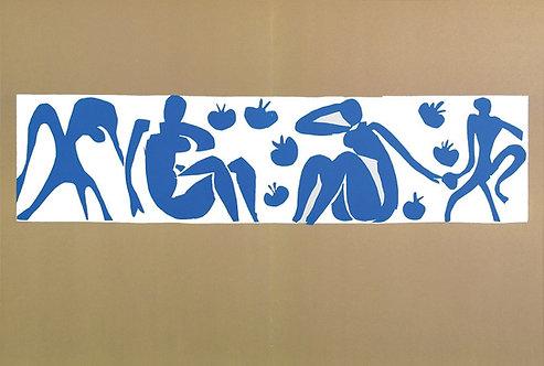 Matisse -  Lithograph - Femmes Et Singes