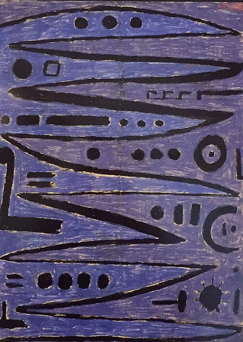 Paul Klee, Heroic Strokes of the Bow