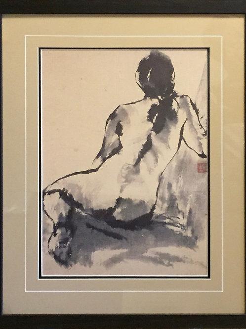 Artist Unknown, Asian Figurative