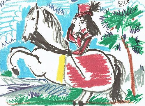Pablo Picasso, Toros Y Toreros 19