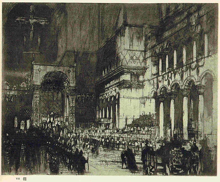 William Walcot,  Justinian Weds Theodora