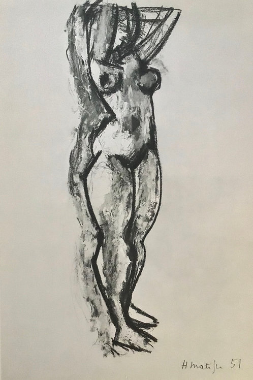 Matisse - Monochrome Heliogravure Plates 175/176