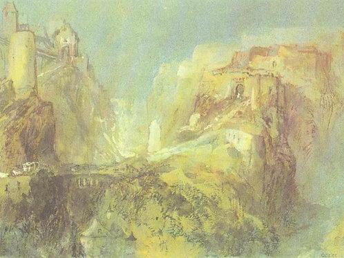 J.M.W. Turner Print 1