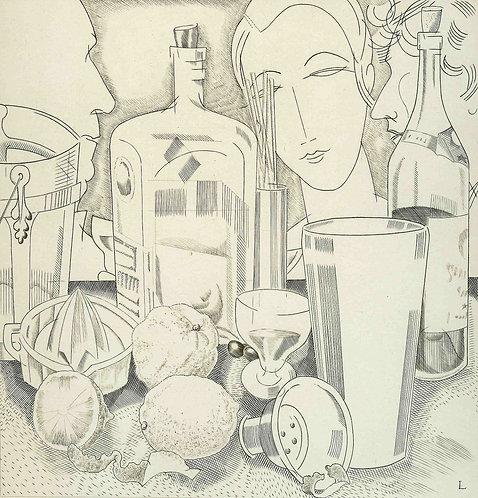 J E Laboureur, Cocktails