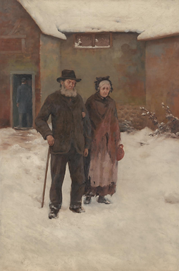 Emma Minnie Boyd, To the Workhouse, 1891