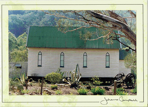 Johanna Campbell, Country Church in NSW