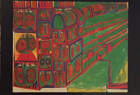 Hundertwasser, Jack-in-the-box Perspective